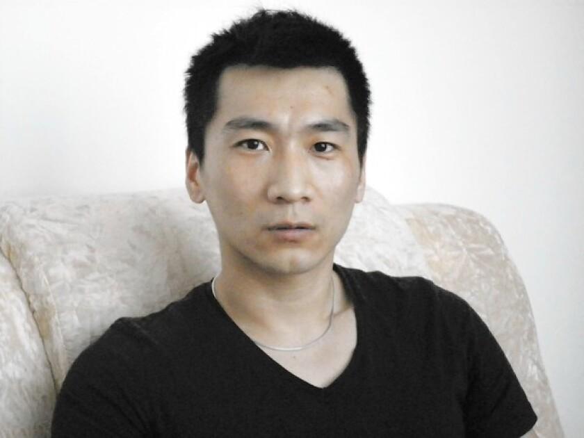 THERAPIST: Liu Chunjian works with gay youth.