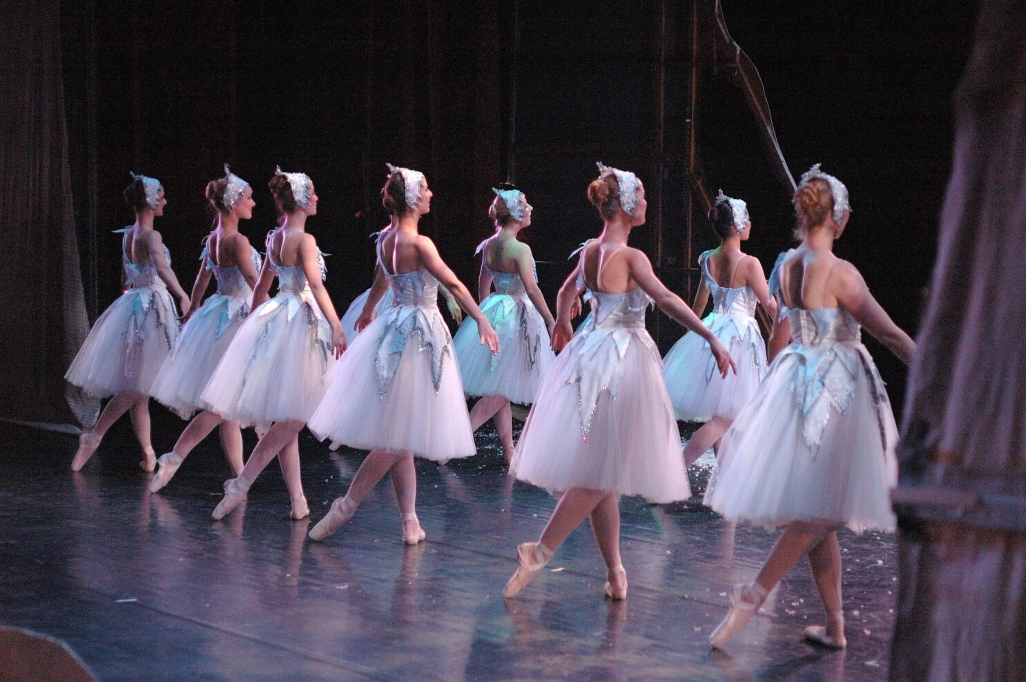 d1c4f5451a9 Hundreds of San Diegans work backstage to make  The Nutcracker  come to  life - The San Diego Union-Tribune