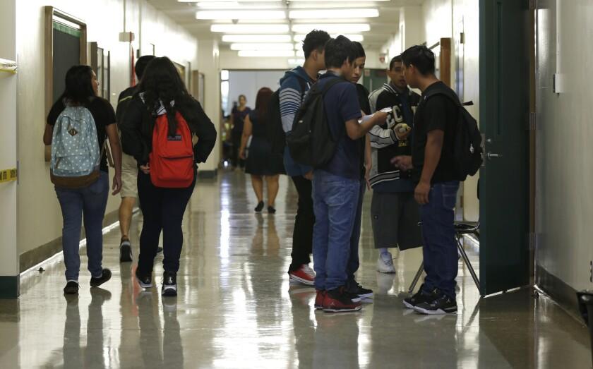 LAUSD students