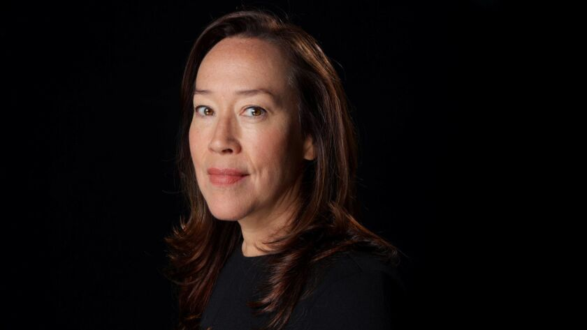 BEL AIR, CA, 11/18/2018: The Envelope Live Directors Roundtable took place with Karyn Kusama (Dest