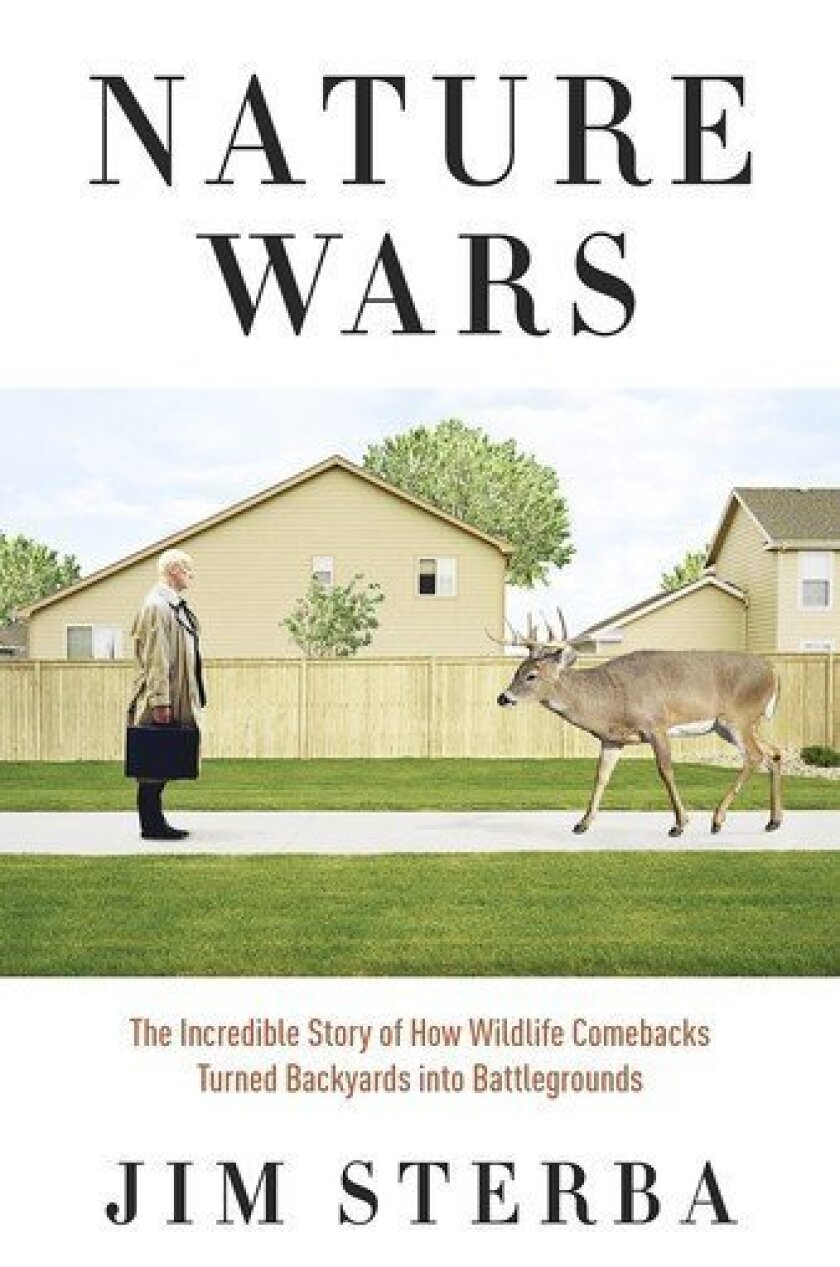 'Nature Wars' details an uneasy relationship
