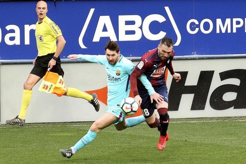 El Barcelona busca un plus en el cierre de la primera vuelta