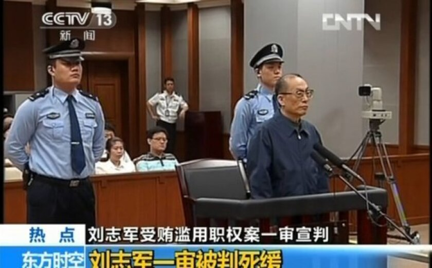 Chinese official with home in Walnut is charged with taking bribes