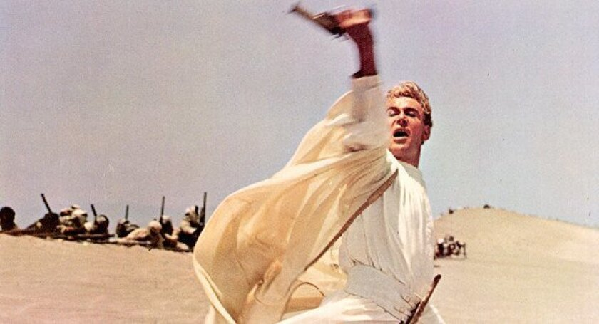 Reliving the grandeur of 'Lawrence of Arabia'