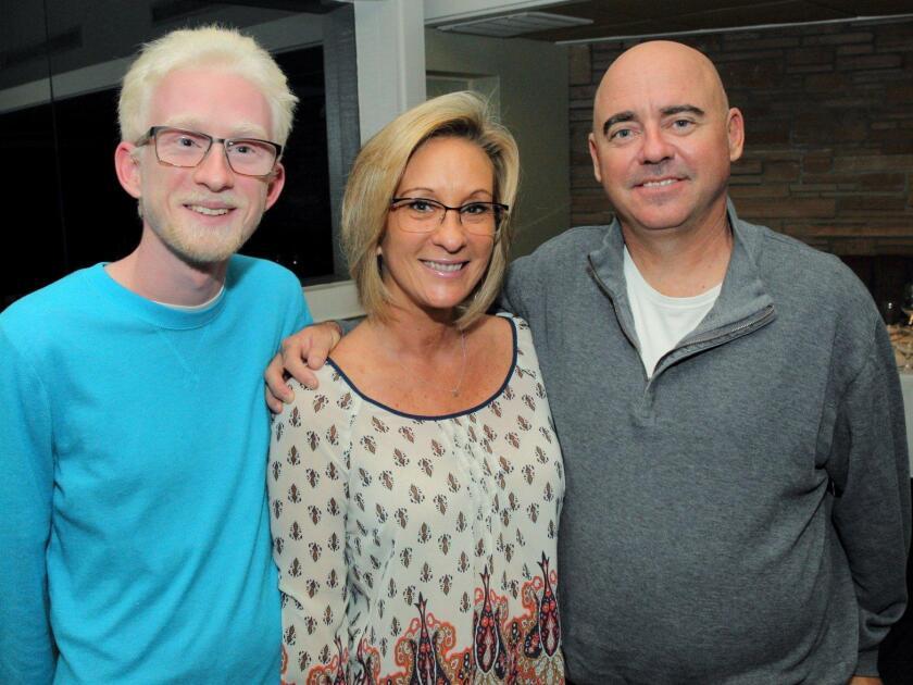 Ryan, Lee-Ann, and Keith Bockmier