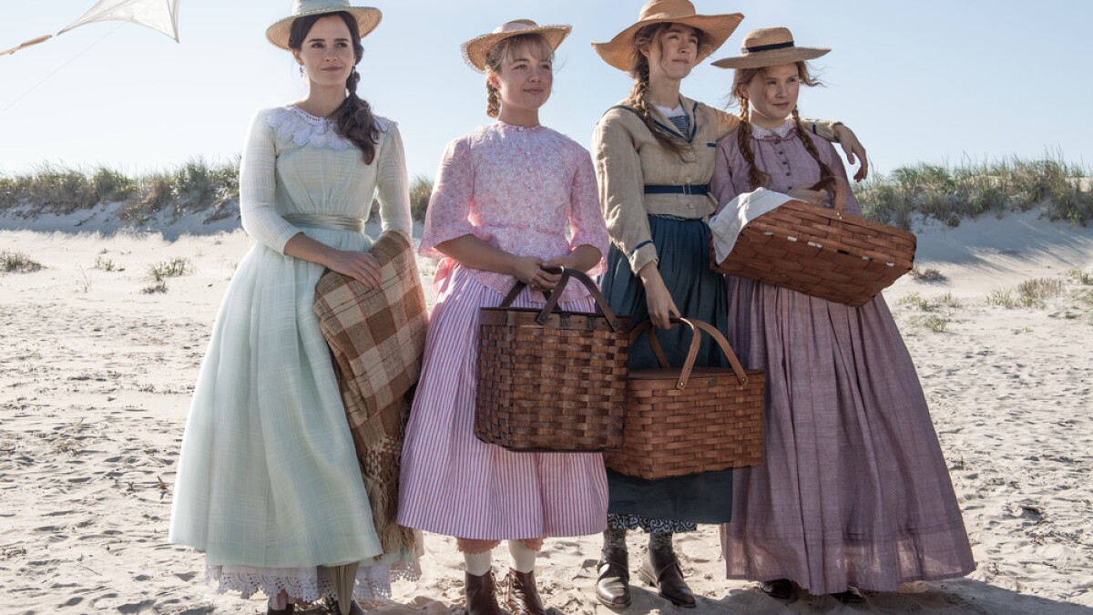 'Little Women' trailer: Watch Saoirse Ronan lead the feminist charge