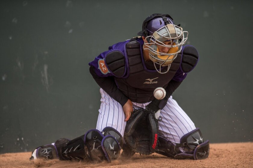 Rancho Buena Vista grad Tony Wolters caught on with the Rockies and made their Opening Day roster after the Indians cut ties with him in February.