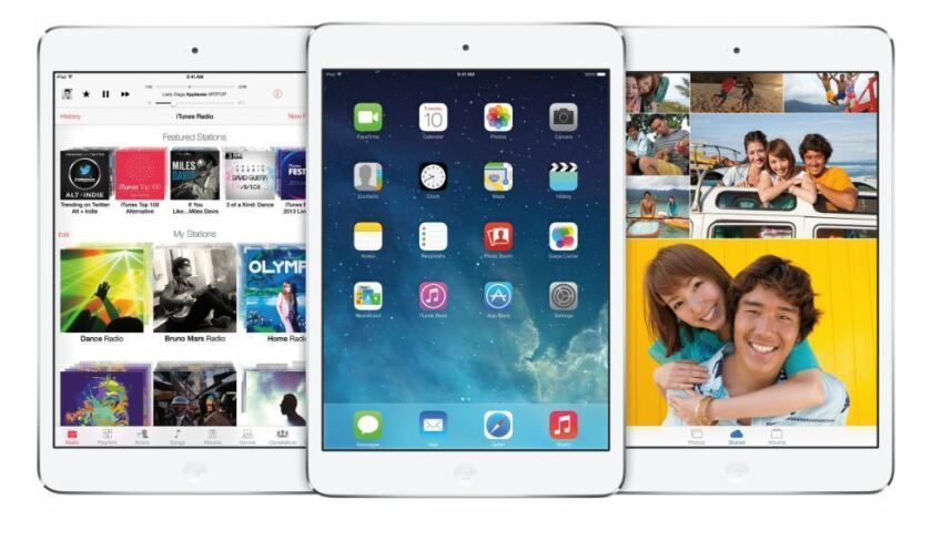 Apple's iOS 7 mobile software rolls out Wednesday, but not all iPhones, iPads and iPod touches will be supported.
