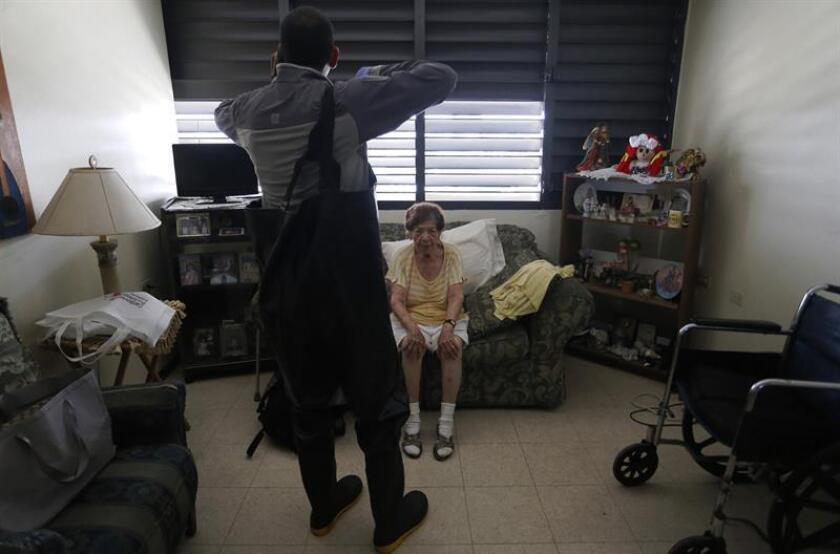 El Senado de Puerto Rico anunció hoy que aprobó un proyecto que crea un registro de pacientes renales en la isla, con el propósito de proveer estadísticas certeras sobre todas las personas que sufren condiciones en los riñones y coordinar esfuerzos para aumentar la calidad de vida de los ciudadanos. EFE/Archivo