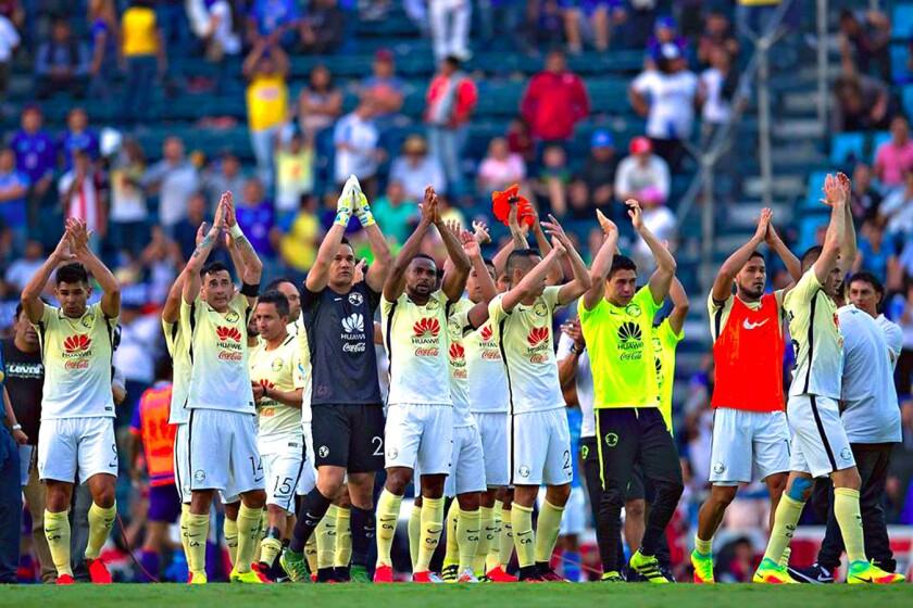El América de México va al Mundial de Clubes como ganador de la Liga de Campeones de la CONCACAF.