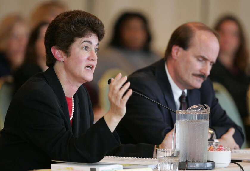 Julianne D'Angelo Fellmeth, director of the Center for Public Interest Law at the University of San Diego, said Friday's meeting of the state medical board showed a new level of traction for the public on issues of physician accountability that have been simmering for years.