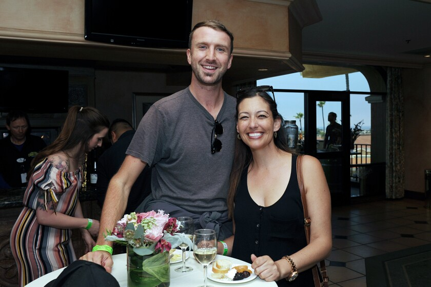The Toast of the Coast Wine Competition and Festival