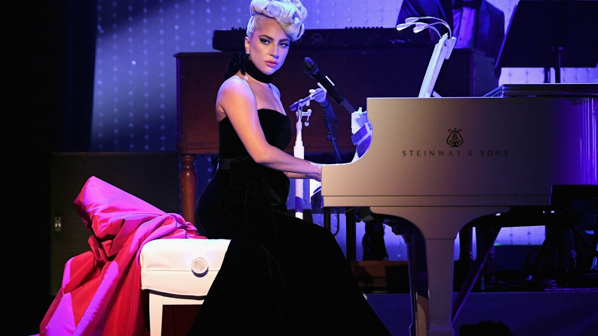 Review: In Las Vegas, Lady Gaga solves the problem of 'A Star Is