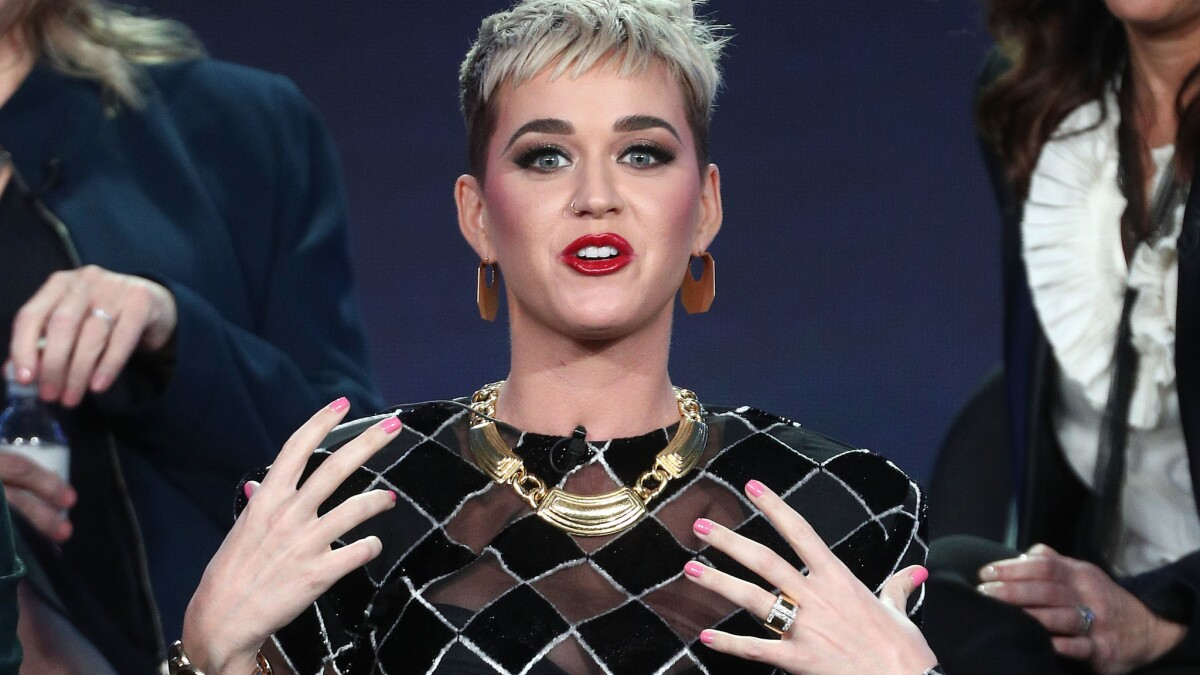 Male model accuses Katy Perry of sexual misconduct — but her fans don't believe him