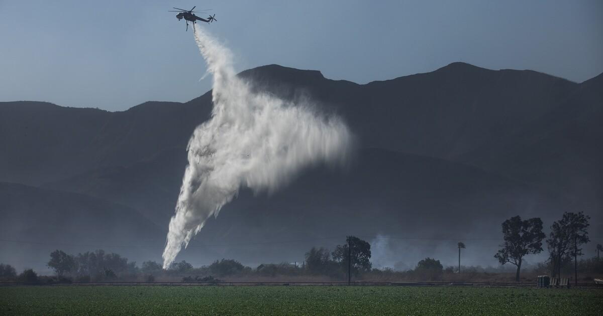 Kalifornien Waldbrände sind meist unter Kontrolle, aber Feuer-Risiko bleibt hoch