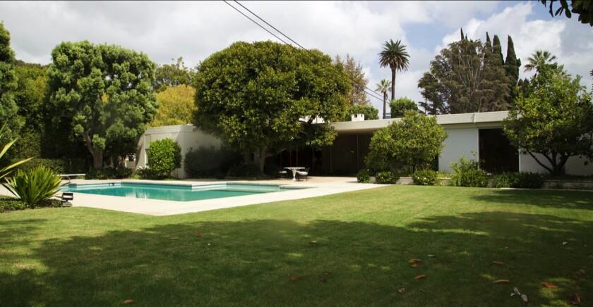 Dan Dworsky-designed Midcentury home | Hot Property