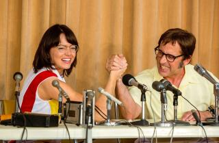 'Battle of the Sexes' movie review by Kenneth Turan
