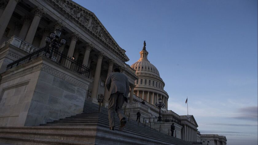 Correspondence with congressional offices 'through the roof'