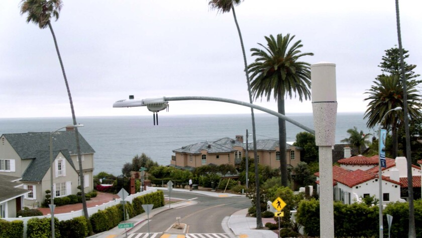 The city of San Diego's Smart Streetlights program has raised concerns about privacy.