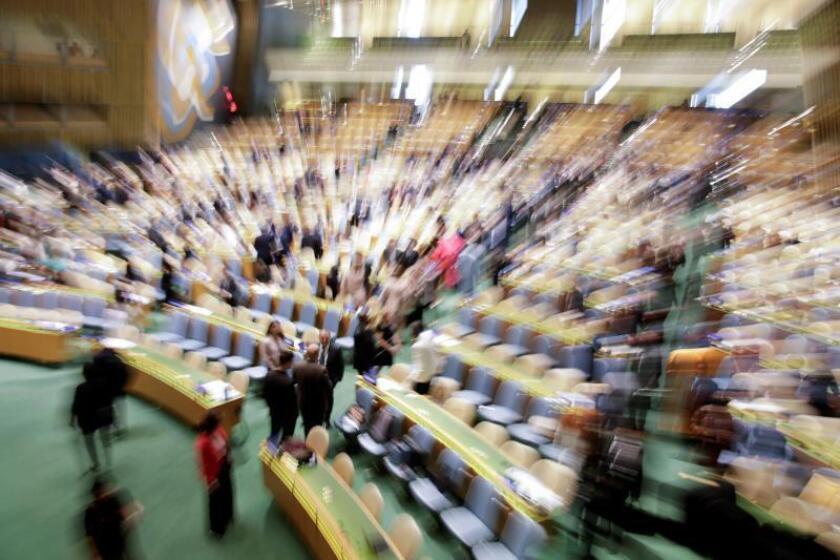 Cuba denuncia en la ONU el recrudecimiento del embargo estadounidense