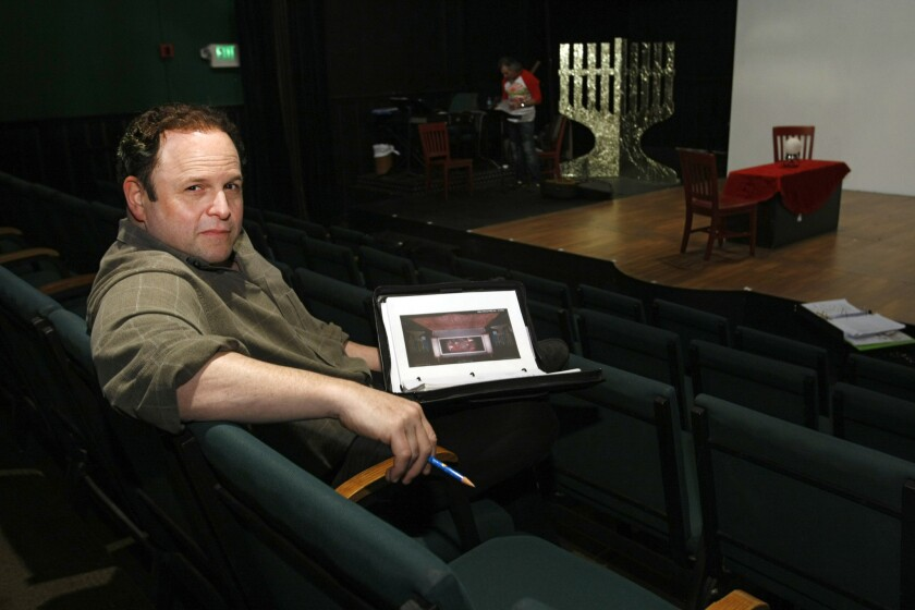 """Jason Alexander will direct a production of Neil Simon's """"Broadway Bound"""" at the Odyssey Theatre Ensemble in West L.A."""