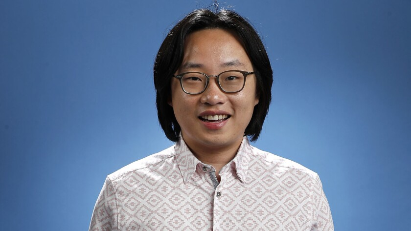 "Jimmy O. Yang plays Bernard Tai in ""Crazy Rich Asians,"" the first Asian-led studio movie in 25 years."