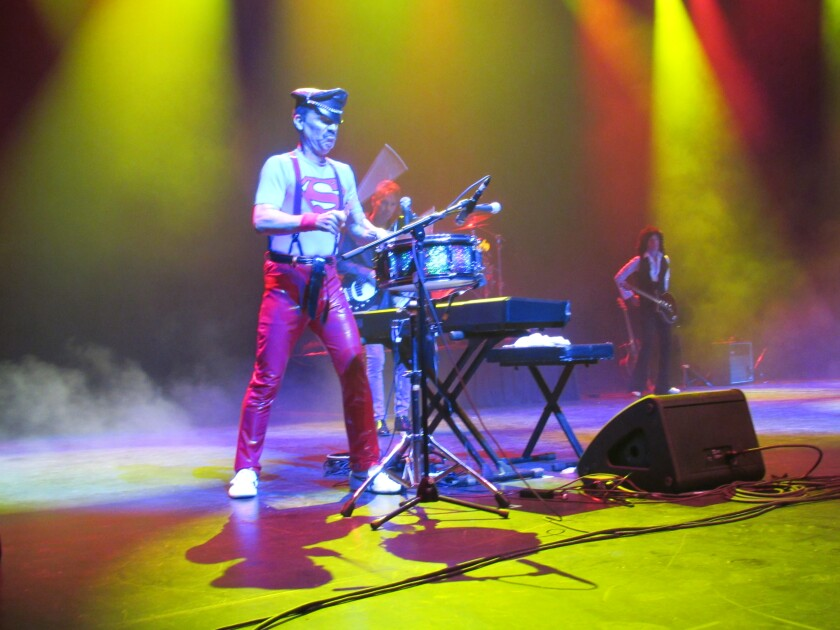 Queen Nation was part of the opening night concert on Sept. 12 at The Magnolia in El Cajon.