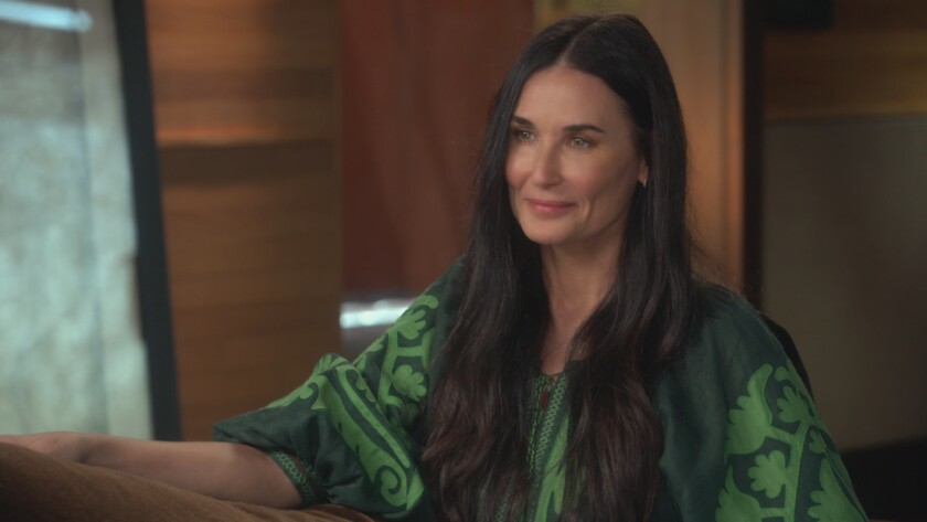 Actress Demi Moore
