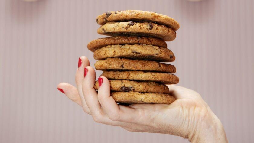 SANTA MONICA, CA-June 5, 2019: Erin McKenna's chocolate chip cookies on Wednesday, June 6, 2019. (M