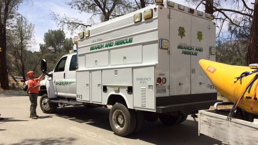 Sheriff's search and rescue cr