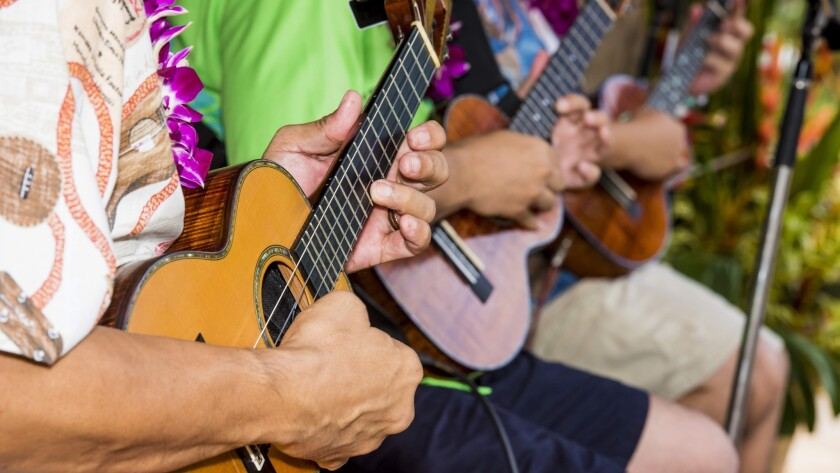 46th Annual Ukulele Festival Hawaii 2016.Photo Courtesy Ukulele Festival Hawaii