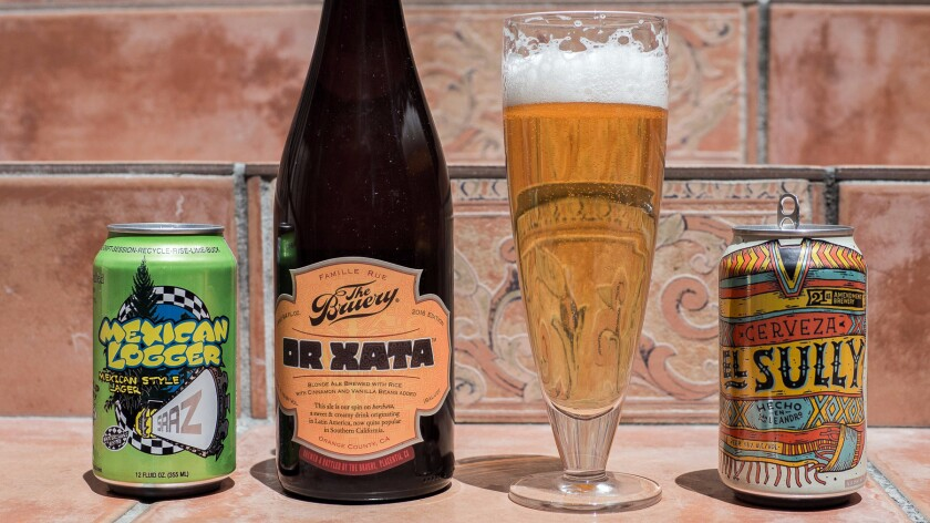 Four craft beers to drink for Cinco de Mayo.
