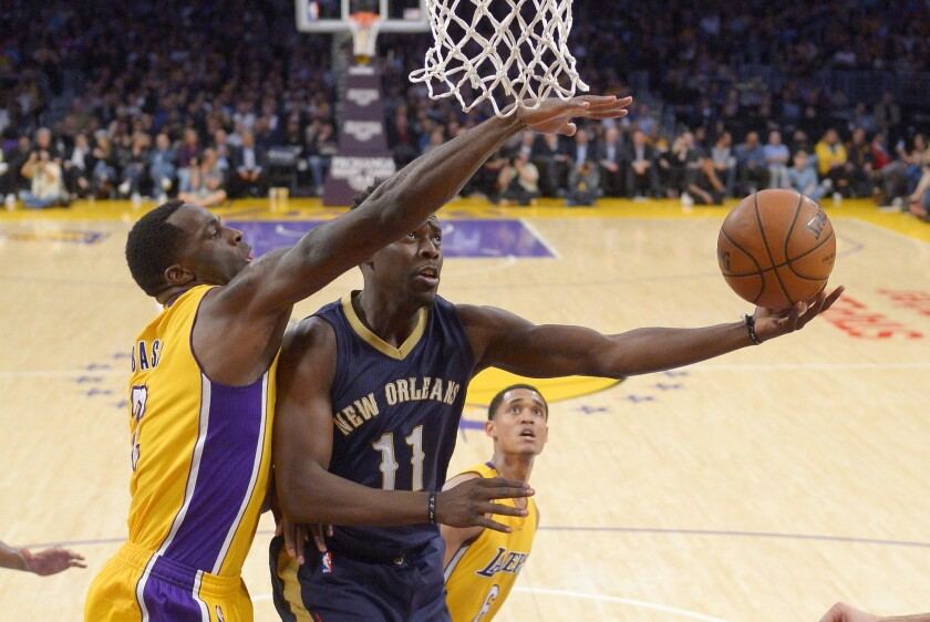 Preview: Lakers at New Orleans Pelicans