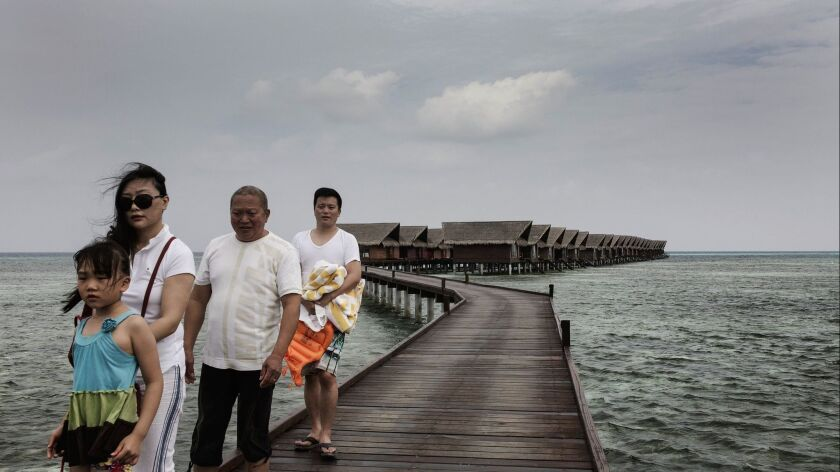 Maldives Islands See New Wave Of Chinese Tourists