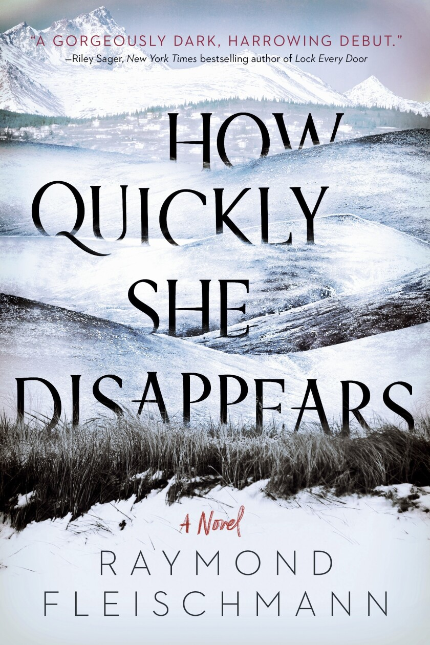 Book Review - How Quickly She Disappears