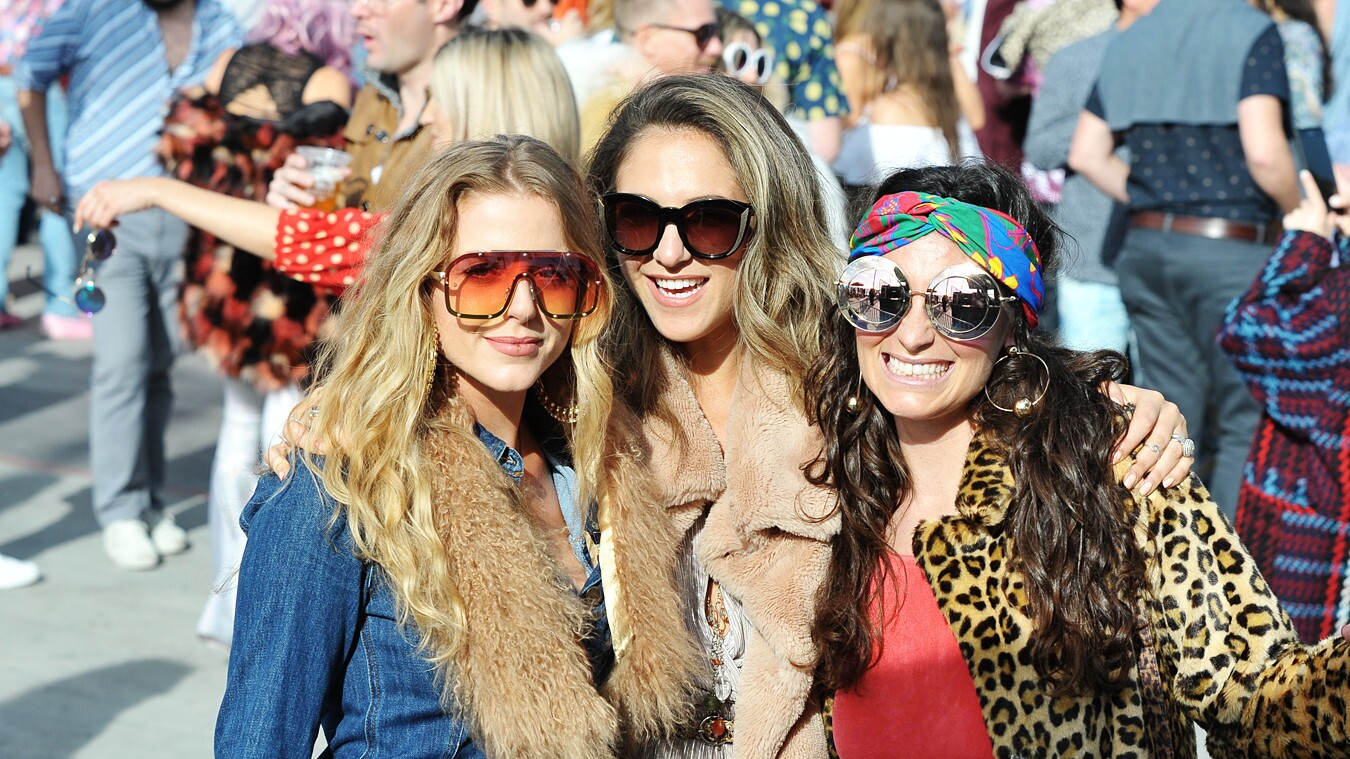 A groovy time was had by all at the 11th Annual Mustache Bash at Port Pavilion on Broadway Pier on Saturday, March 24, 2018.