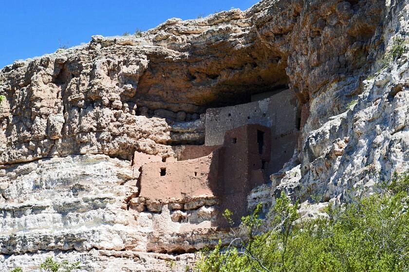 Montezuma Castle Monument