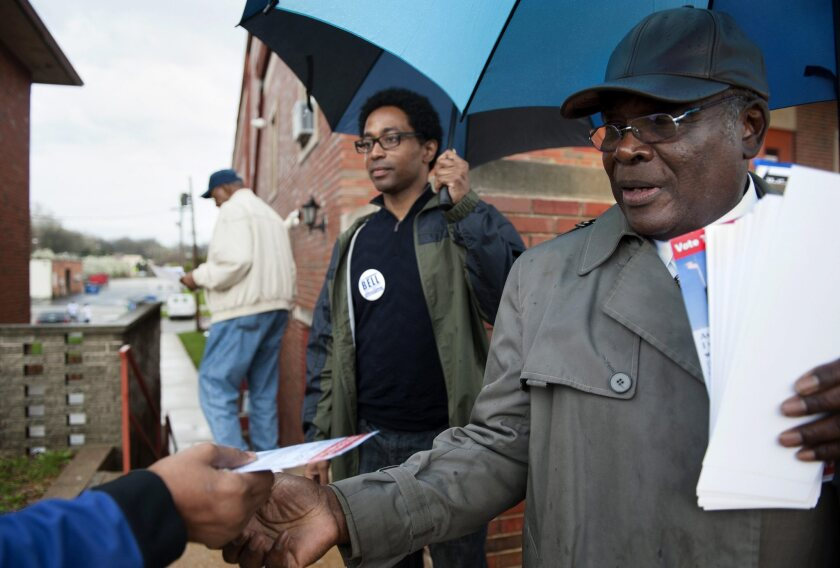 Ferguson elections