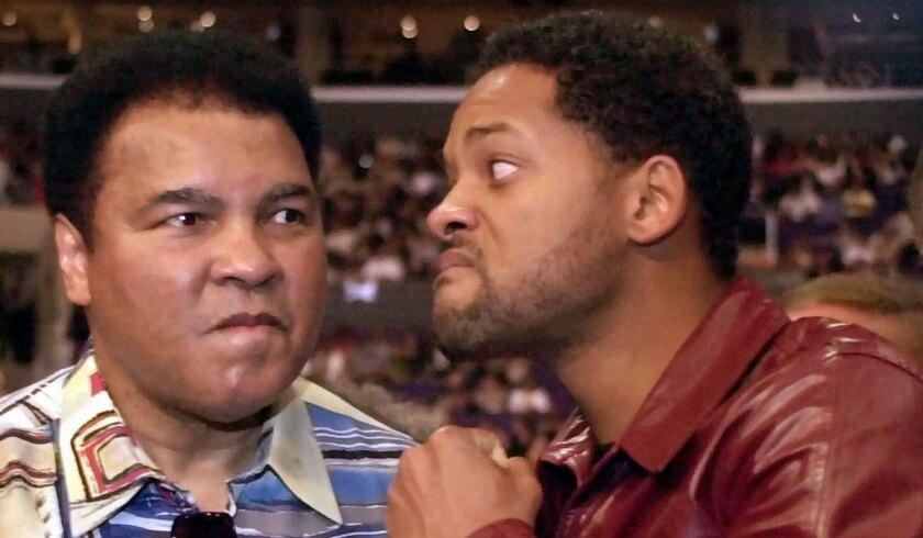 Muhammad Ali, Will Smith