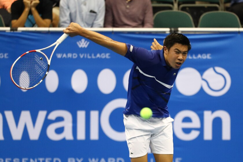 Hawaii Tennis Open