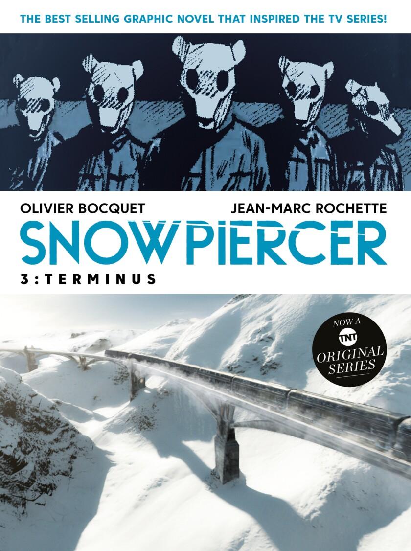 A Snowpiercer graphic novel