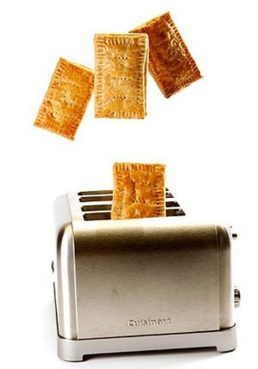 Pop-Tarts can be re-created at home.