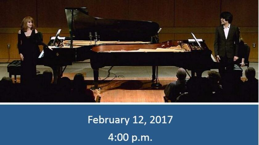 The Salk Science & Music Series on Sunday, Feb. 12, features Sean Chen & Karen Joy Davis with Assistant Professor Saket Navlakha