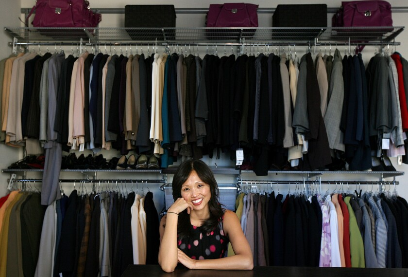 Lisa Adams of L.A. Closet Design