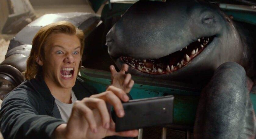 Monster Trucks, la película.