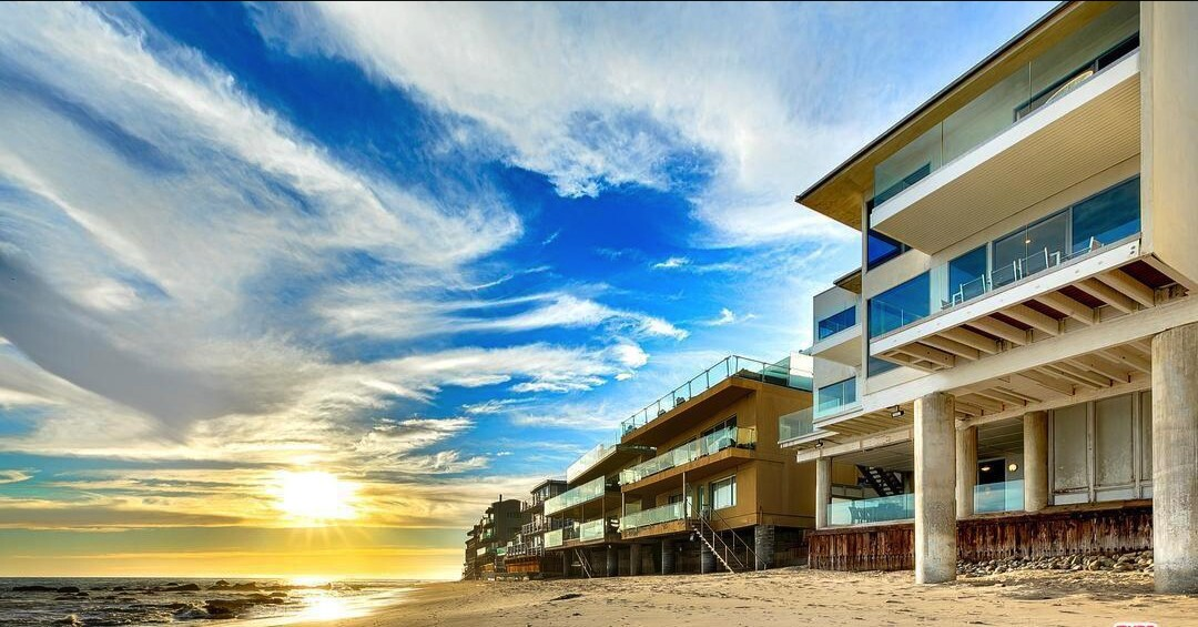 Newton Thomas Sigel's Malibu home | Hot Property