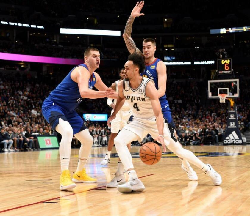 Murray helps Denver Nuggets retain lead in Northwest Division