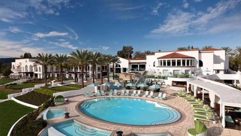 Omni La Costa Resort pool (courtest photo)