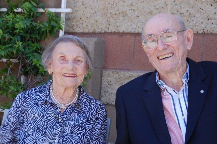 Dan and Vi McKinney
