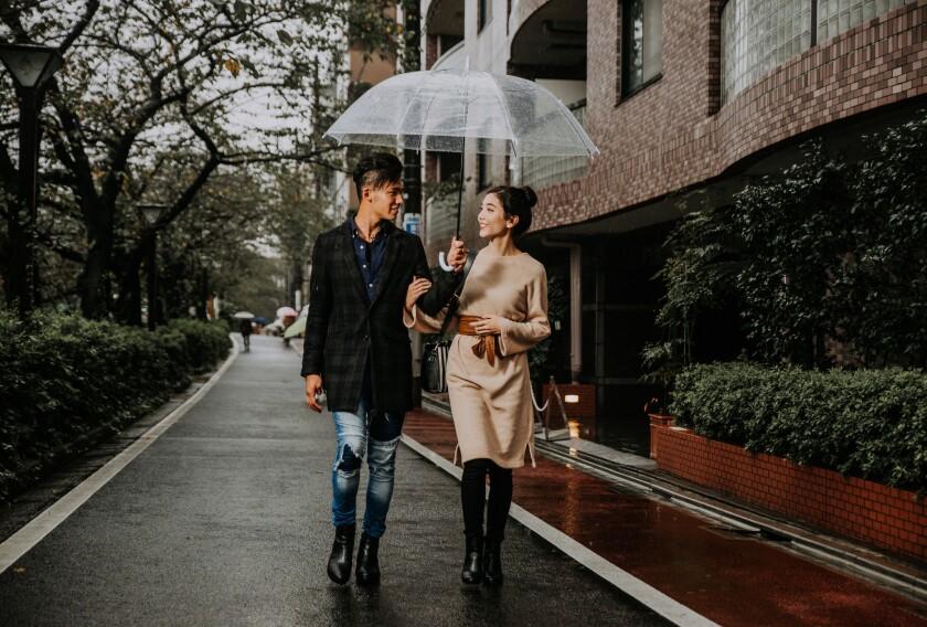 Rainy dates